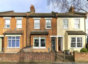 Thumbnail 3 bedroom terraced house for sale in Fulwell Road, Teddington
