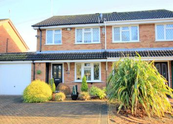 Thumbnail 3 bedroom semi-detached house for sale in Chivelstone Grove, Stoke-On-Trent