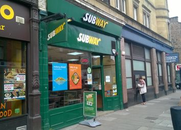 Thumbnail Retail premises for sale in Home Street, Edinburgh