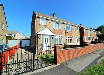 Thumbnail 3 bed semi-detached house to rent in Warwick Road, Monk Bretton, Barnsley