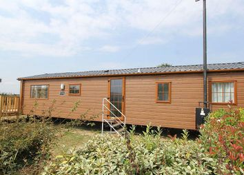 Thumbnail 3 bed mobile/park home for sale in Shellness Road, Leysdown-On-Sea, Sheerness, London