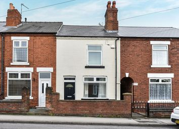 Thumbnail 3 bed terraced house for sale in Newlands Road, Riddings, Alfreton