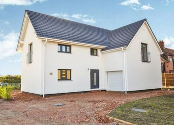 Thumbnail 4 bed detached house for sale in The Street, Ashwellthorpe