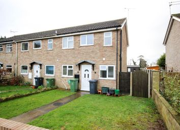 Thumbnail 3 bedroom end terrace house for sale in Orchard Way, Fleggburgh, Great Yarmouth