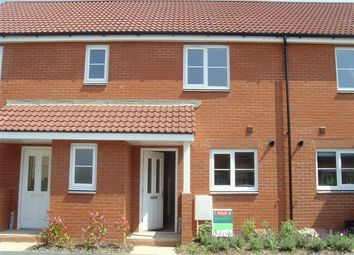 Thumbnail 2 bed terraced house to rent in Rhode Lane, Bridgwater