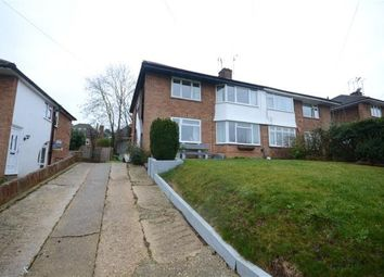 Thumbnail 2 bed maisonette for sale in Wrenfield Drive, Caversham, Reading