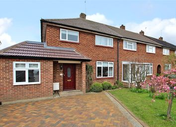Thumbnail 4 bed end terrace house for sale in Breakspears Drive, St Pauls Cray, Kent