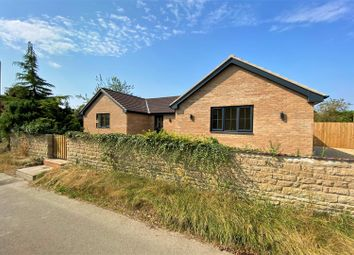 Thumbnail 3 bed bungalow for sale in Corby Road, Swayfield, Grantham