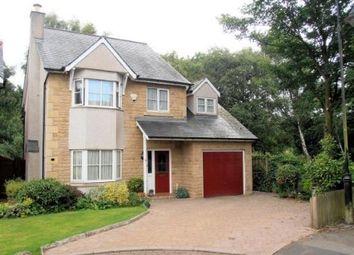 Thumbnail 4 bed detached house for sale in Spruce Avenue, Lancaster, Lancashire