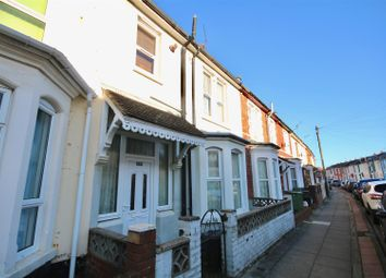Thumbnail 3 bedroom terraced house to rent in Walmer Road, Portsmouth