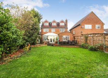 Thumbnail 5 bed link-detached house for sale in Vicarage Green, Thurleigh, Bedford