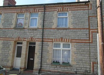 Thumbnail 4 bed terraced house for sale in Harvey Street, Barry, Vale Of Glamorgan
