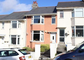 Thumbnail 3 bedroom terraced house for sale in Ganges Road, Milehouse, Plymouth