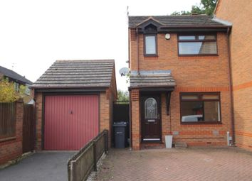 Thumbnail 2 bed semi-detached house to rent in Old Crown Close, Bartley Green
