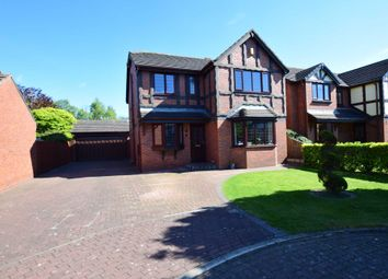 Thumbnail 4 bed detached house for sale in Chiltern Close, Lytham St. Annes