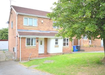 Thumbnail 2 bed semi-detached house to rent in Rufford Rise, Sothall, Sheffield