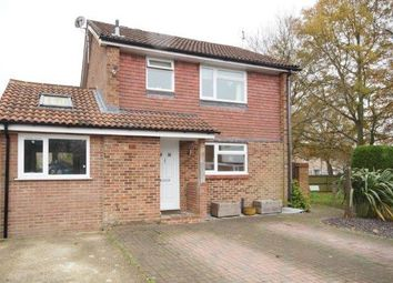 Thumbnail 3 bed link-detached house for sale in Alma Road, Bordon