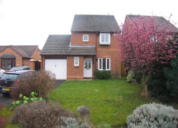 Thumbnail 3 bed detached house for sale in Brennan Close, Newcastle Upon Tyne