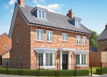 "Thumbnail 5 bedroom detached house for sale in ""The Osborne"" at Hartburn, Morpeth"