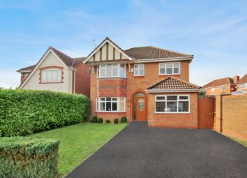 Thumbnail 4 bed detached house for sale in Mill Fold Gardens, Littleborough