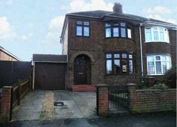 Thumbnail 3 bed semi-detached house to rent in Gloucester Road, Fletton, Peterborough