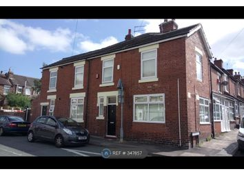 Thumbnail 1 bed flat to rent in Stanfield Road, Stoke On Trent