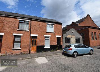 Thumbnail 4 bed end terrace house to rent in Pembroke Street, Belfast