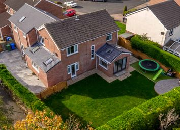 Thumbnail 4 bed detached house for sale in Elstree Gardens, Blyth