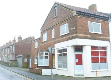 Thumbnail 2 bed end terrace house for sale in Trinity Street, Gainsborough