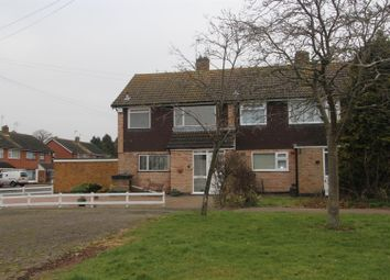 Thumbnail 3 bed semi-detached house to rent in Borrowdale Way, Leicester