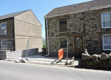 Thumbnail 2 bedroom end terrace house for sale in Alltygrug Road, Ystalyfera, Swansea