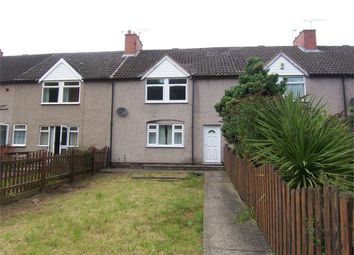 Thumbnail 3 bedroom terraced house to rent in Ninth Avenue, Forest Town, Mansfield, Nottinghamshire