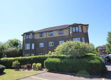 Thumbnail 1 bed flat to rent in Braemar Court, Hazelden Gardens, Glasgow