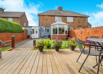 Thumbnail 3 bed semi-detached house for sale in Marton Grove, Grimsby