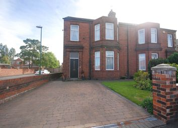 Thumbnail 4 bed semi-detached house for sale in Wood Terrace, Jarrow