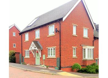 Thumbnail 3 bed semi-detached house for sale in Salford Way, Swadlincote
