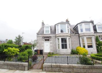 Thumbnail 3 bed semi-detached house to rent in Gray Street, Aberdeen