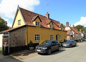 Thumbnail 5 bedroom cottage for sale in East Church Street, Kenninghall, Norwich