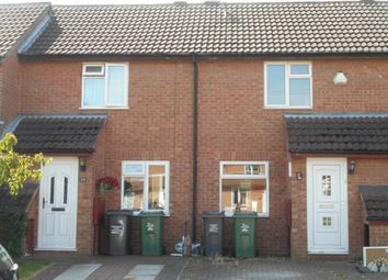 Thumbnail 2 bed town house to rent in Glebe Close, Mountsorrel