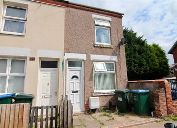Thumbnail 2 bedroom end terrace house for sale in Queen Marys Road, Coventry