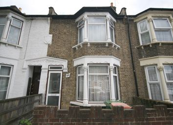 Thumbnail 3 bed terraced house to rent in Halley Road, London