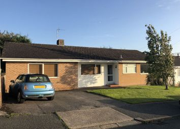Thumbnail 3 bed detached bungalow for sale in Tithebarn Drive, Parkgate, Wirral