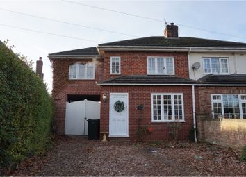 Thumbnail 4 bedroom semi-detached house for sale in Church Lane, Marshchapel, Grimsby
