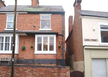 Thumbnail 3 bed semi-detached house for sale in Monk Street, Tutbury, Burton-On-Trent, Staffordshire