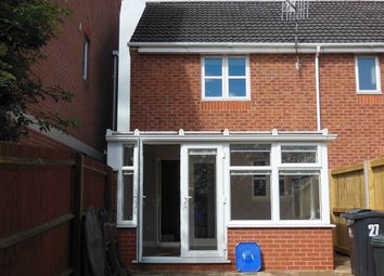 Thumbnail 2 bed end terrace house to rent in Bourne Drive, Langley Mill