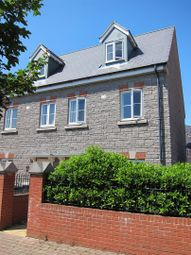 Thumbnail 3 bed town house for sale in Worle Moor Road, Weston-Super-Mare, Somerset