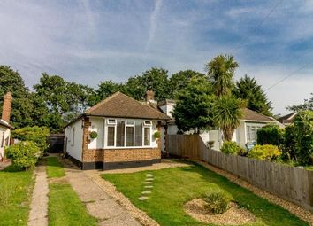 Thumbnail 2 bed bungalow for sale in Leigh On Sea, Essex, Uk