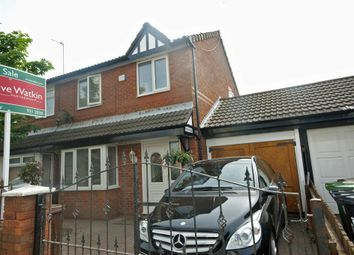 Thumbnail 3 bed semi-detached house for sale in Wesley Street, Waterloo, Liverpool