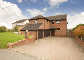 Thumbnail 5 bed detached house for sale in Lawn Hill, Edgcott, Aylesbury