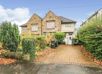 Thumbnail 3 bed semi-detached house for sale in Highfield Lane, Keighley